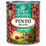 Eden Pinto Beans, Organic, 29-Ounce (Pack of 6)