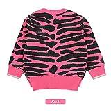 mimixiong MMX Baby Kid's Leopard Print Long Sleeve