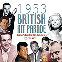 The 2nd British Hit Parade: 1953