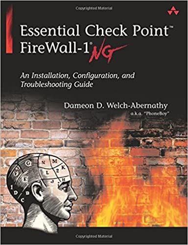 Essential Check Point FireWall-1 NG: An Installation