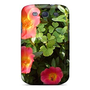 New Style Case Cover UfbcWQP1060UcYxH Flower Cercle Compatible With Galaxy S3 Protection Case