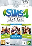 The Sims 4 Bundle Pack 5: Movie Hangout Stuff / Dine Out / Romantic Garden Stuff (Download Only) PC