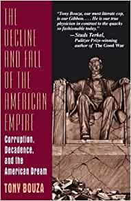 The collapse of the american empire book