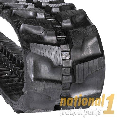 CAT 302.5C Mini Ex Rubber Track, Track Size 300X52.5X78