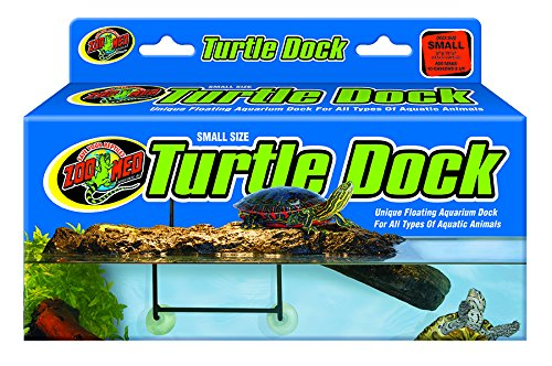 (ZooMed 10 gallon Floating Dock Tanks, Small)