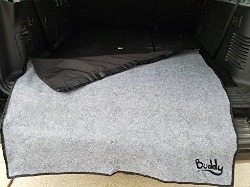 Trunk cargo liner floor mat