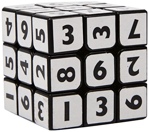 Wow Stuff Mensa Sudoku Puzzle - Rubiks Cube Sudoku