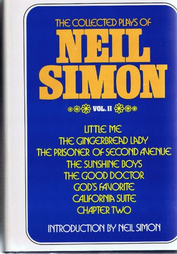 The Collected Plays of Neil Simon, Vol. II (Volume 2)