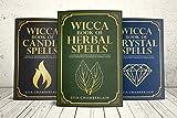 Wicca Spellbook Starter Kit: A Book of