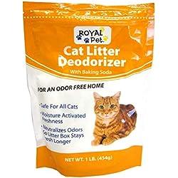 Royal Pet Cat Litter Deodorizer 1lb, Case of 12