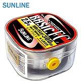 Sunline Basice FC Fluorocarbon Fishing Line 328 yard/300m 2LB-20LB