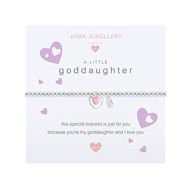 Joma Jewellery - A Little Goddaughter - Childrens Bracelet FlvtE