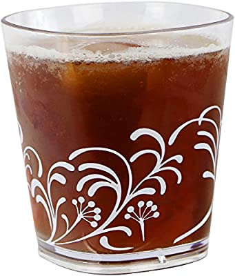 Corelle Coordinates Boutique Cherish Acrylic Juice Glasses