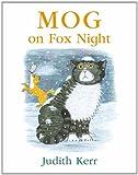 Mog on Fox Night, Judith Kerr, 0007171366