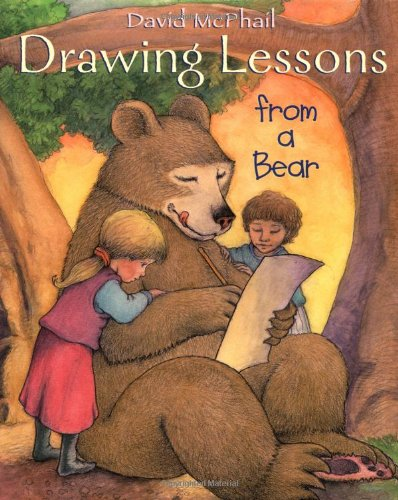 Drawing Lessons from a Bear -