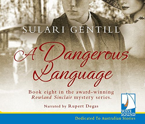 A Dangerous Language by Whole Story Audio Books