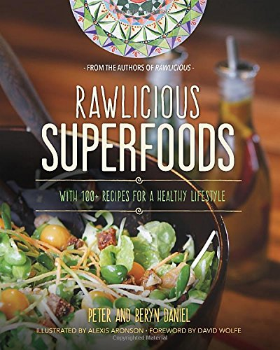 Download Rawlicious Superfoods With 100 Recipes For A Healthy