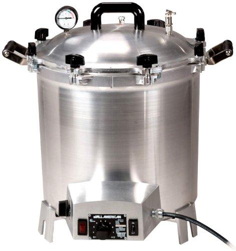 WAF Electric 27.3 Quart 650 Watts/6.88 amps Sterilizer