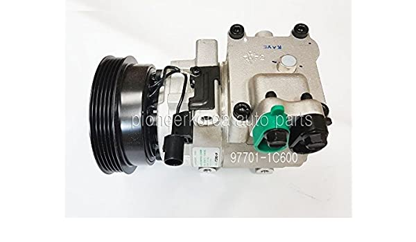 Compresor AC original para Sorento 2002~2008 977013E050 97701 3E050: Amazon.es: Electrónica