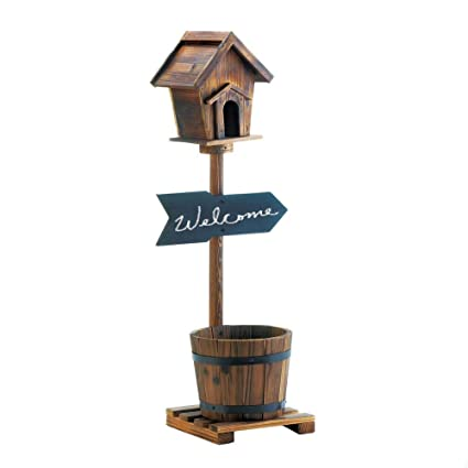 Astonishing Amazon Com Decor And More Store Rustic Welcome Wooden Home Interior And Landscaping Palasignezvosmurscom