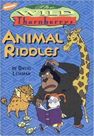 The Wild Thornberrys: Animal Riddles (Nickelodeon)