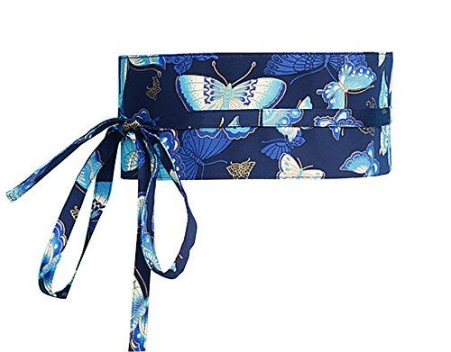 Kimono Obi Yukata Obi Waist Belt Waistband Pattern Harajuku [G]