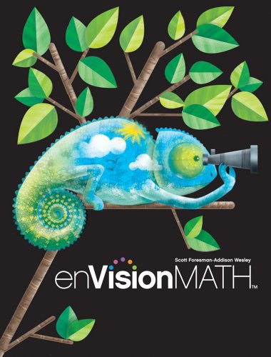 Envision Math, Grade 4, Student Edition