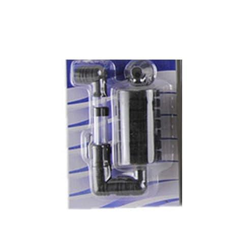 Hemore - Filtro de Esponja de Aire para Acuario, bioquímico, Esponja para Acuario,