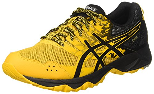 ASICS Men Gel-Sonoma 3 G-TX, Gold Fusion/Black/MID Grey GOLD FUSION/BLACK/MID GREY