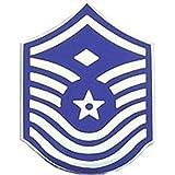 Air Force Senior Master Sergeant Collar Device Pair