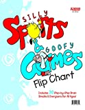 Kagan Cooperative Learning Flip Chart: Silly Sports & Goofy Games (MFLSS)
