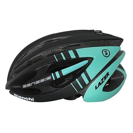 Bianchi Genesis Road MTB Cycling Helmet Protective Gear Size Medium