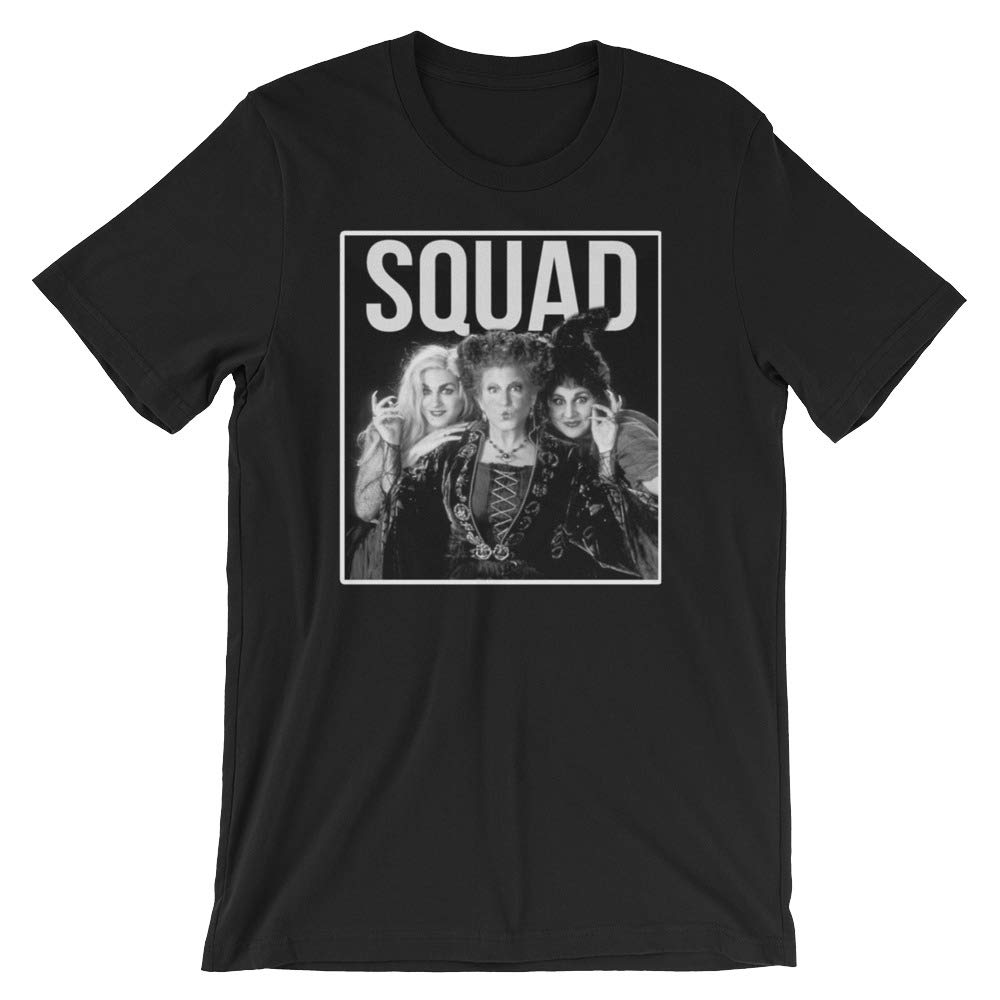 Halloween Witches Squad Shirt Hocus Pocus Halloween Witches Squad Witches Squad Witches Sq