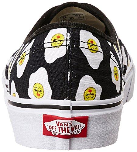 Slim Sneakers Unisex Vans Multi Low Top Authentic Adults' 5RzWBwqT1