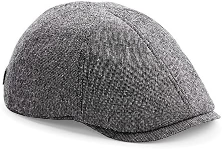 (ビーチフィールド) Beechfield メンズ クラシック ギャツビー サマーハンチング フラットキャップ 帽子 ハット 夏 男性用
