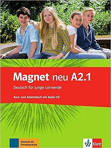 Magnet Neu A2.1, Libro Del Alumno Y Libro De Ejercicios + Cd por Vv.aa epub