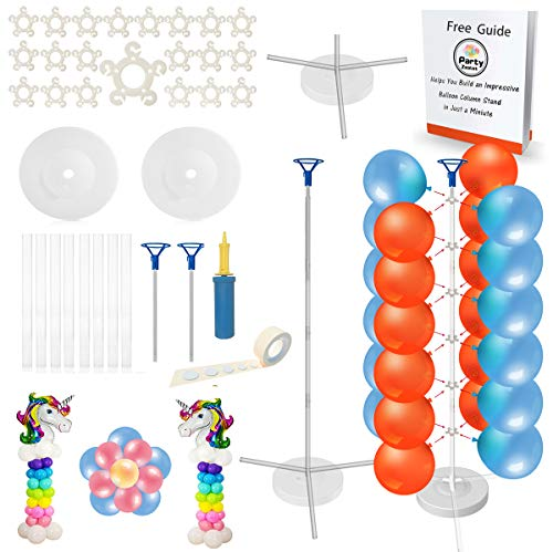 Party Zealot 2 Set Balloon Column kit 61