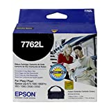 Epson 7762 Black Ribbon Cassette S015262