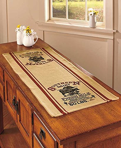 Country Table Runners (Southern Dairy)