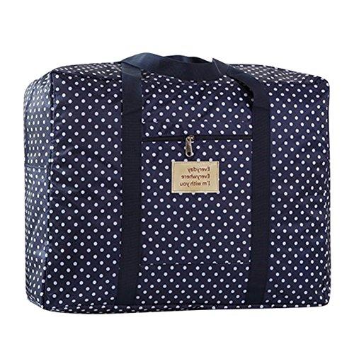 Organizer Storage Bag, Holiday Ornament Storage Containers, Travel Totes Luggage, Large Capacity Closet Storage Sack, House Moving Bag ()