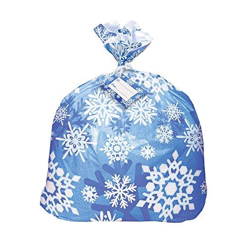 Plastic Jumbo Winter Snowflake Holiday Gift (Buy Paper Snowflake Decorations)