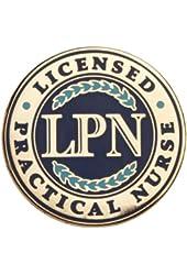 LPN - Licensed Practical Nurse Lapel Pin