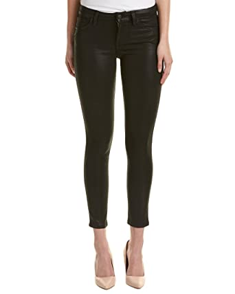 e47e216eaf Joe's Jeans Women's The Icon Skinny Ankle Coated Mid Rise Pants, ...