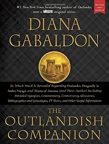 The Outlandish Companion (Revised and Updated): Companion to Outlander, Dragonfly in Amber, Voyager, and Drums of Autumn PDF