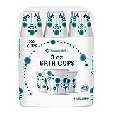 Member's Mark 3 oz. Bathroom Cup, MEGA 1200 count