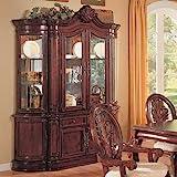 Amazon.com: Hutch - China Cabinets / Kitchen & Dining Room ...