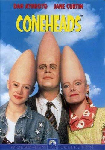 Coneheads by Dan Aykroyd