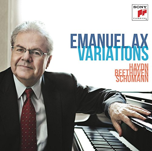 CD : Emanuel Ax - Variations (CD)