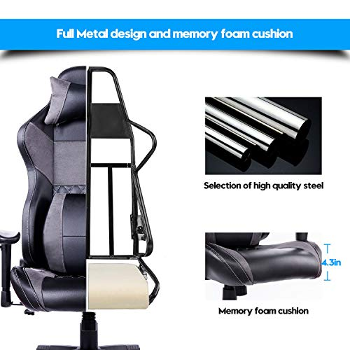 Remarkable Aigrd Khrid Az Aamazon Healgen Gaming Office Chair With Gmtry Best Dining Table And Chair Ideas Images Gmtryco