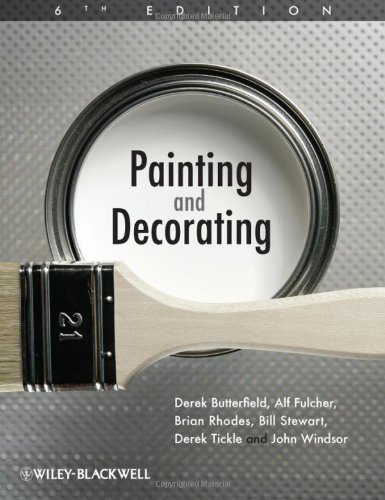 Painting and Decorating by Derek Butterfield (18-Mar-2011) Paperback ebook